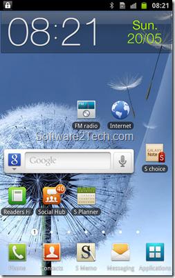 Download Samsung Galaxy S3 Dandelion Live Wallpaper Apk